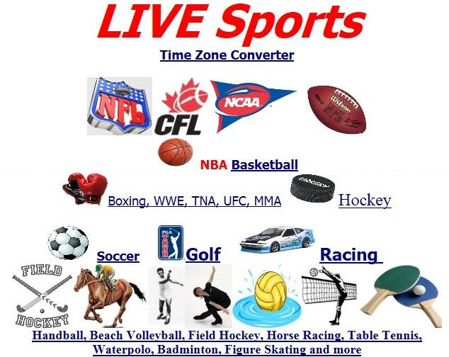watch LIVE Sports